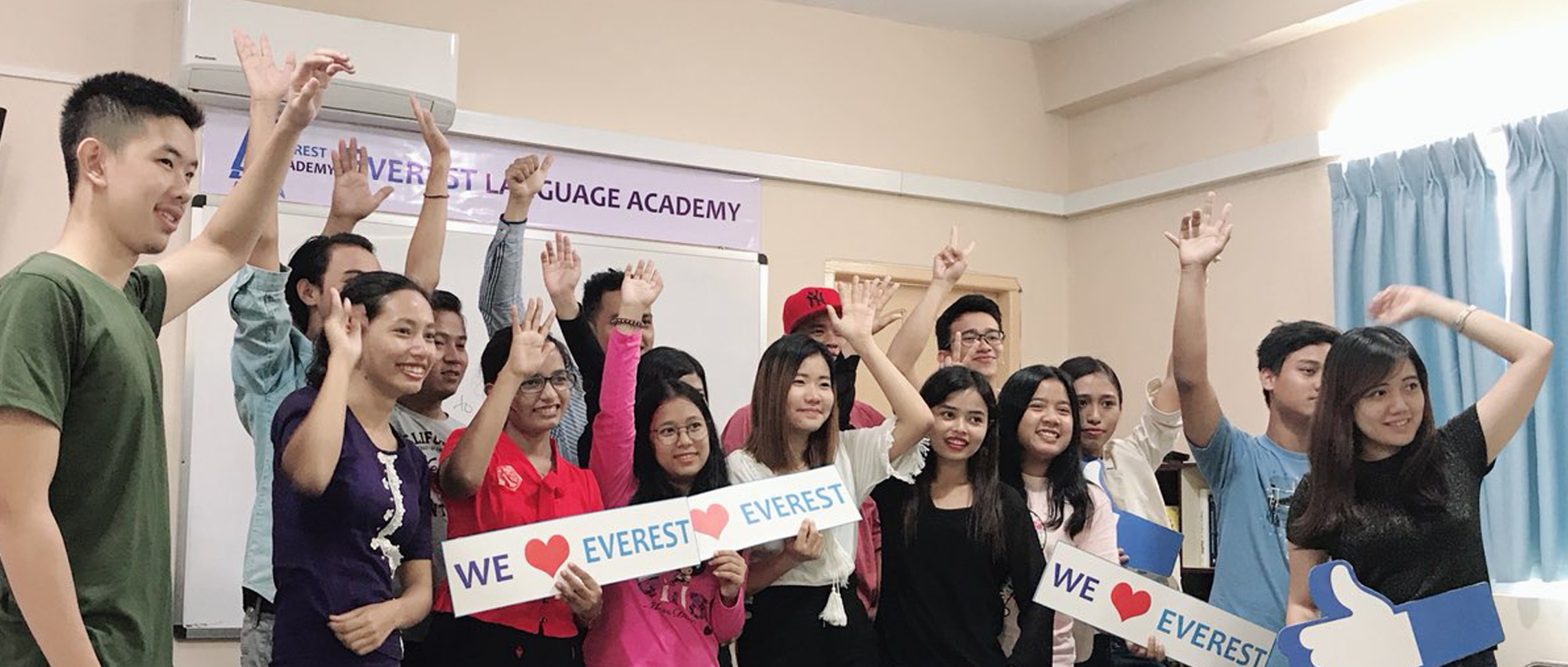 Welcome to Welcome to Everest Language Academy